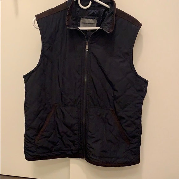 Johnston & Murphy Other - Quilted Vest